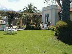 12 Fincaapartments Teneriffa in einer Villenfinca in Puerto de la Cruz.